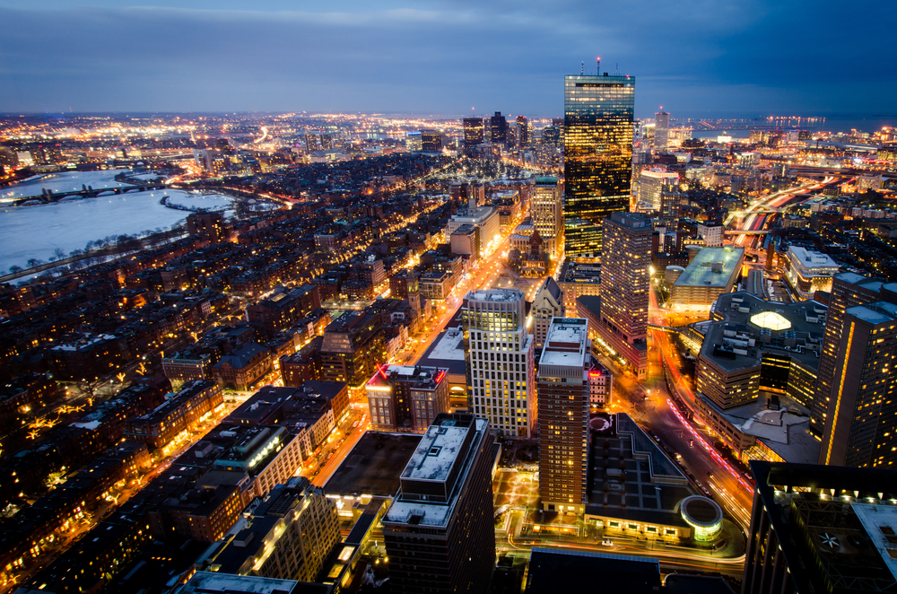 Boston's Luxury Housing Boom Is Expanding The City's Racial and Class Divides