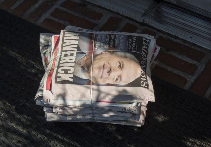 Who Was the Real Maverick: McCain or Trump?