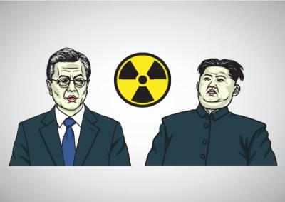 Moon-Jae-in-Kim-Jong-Un