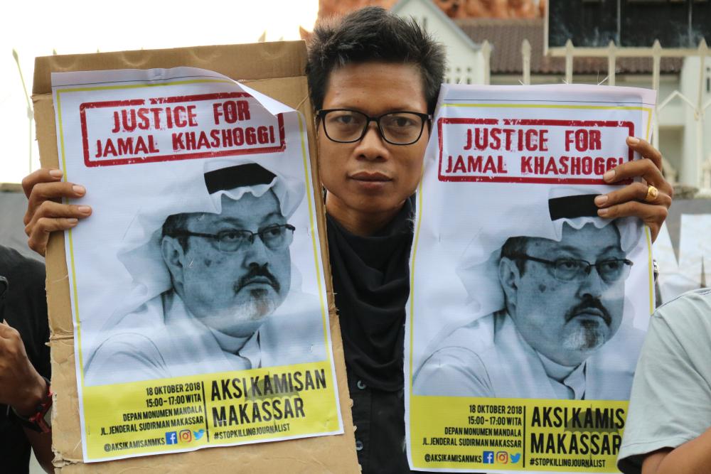 Saudi Government Claims Jamal Khashoggi's Murder Wasn't Sanctioned; Blames 'Rogue Killers'