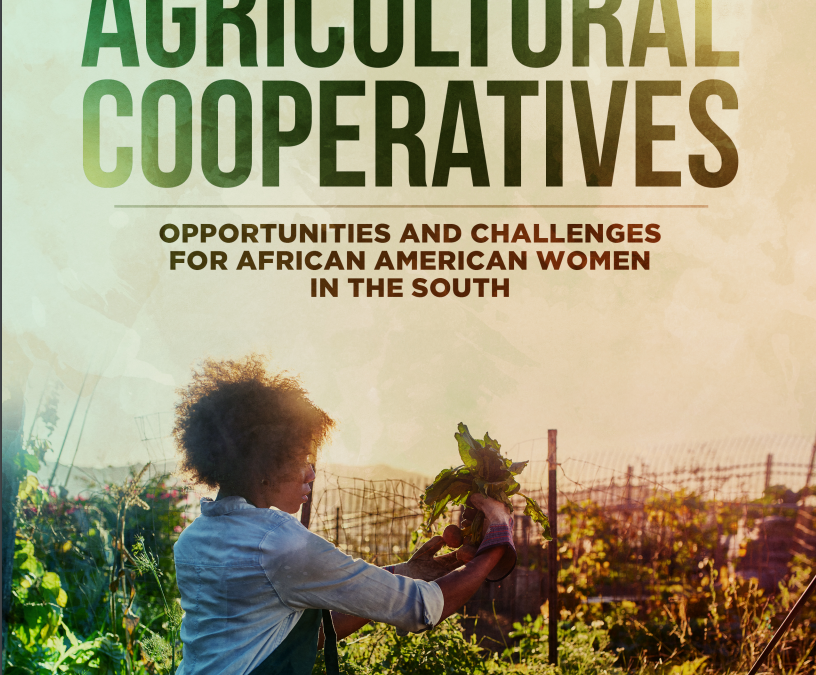 Report: Agricultural Cooperatives