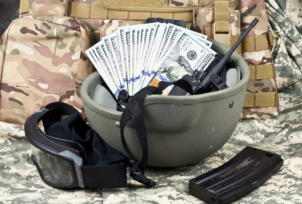 Breaking Down the U.S. Military Budget