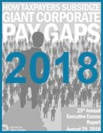 Executive Excess 2018: How Taxpayers Subsidize Giant Corporate Paygaps