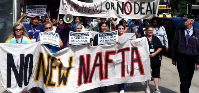 NAFTA 2.0: Fix it or Nix it Live Webinar