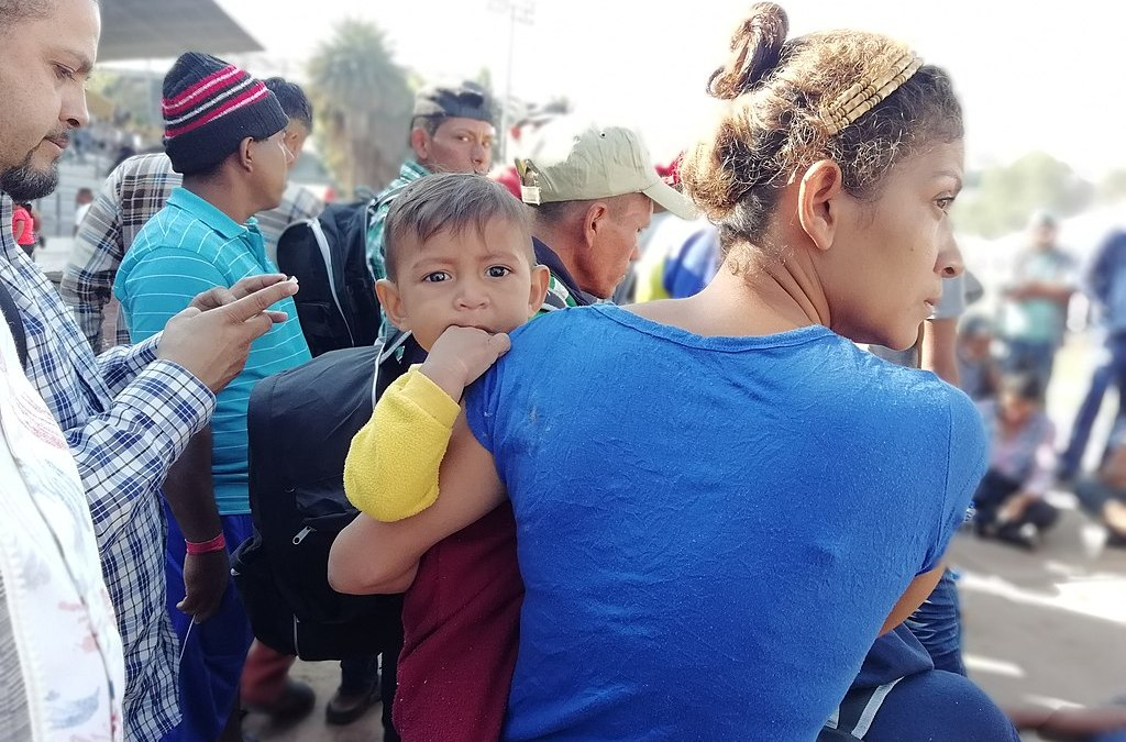 Trump is Spending $210 Million So Troops Can Hang Out With Border Agents Tear-Gassing Children