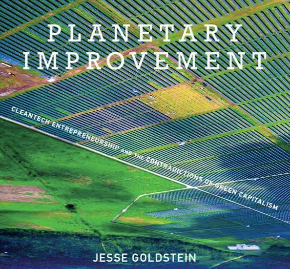 Planetary Improvement! Book talk & discussion
