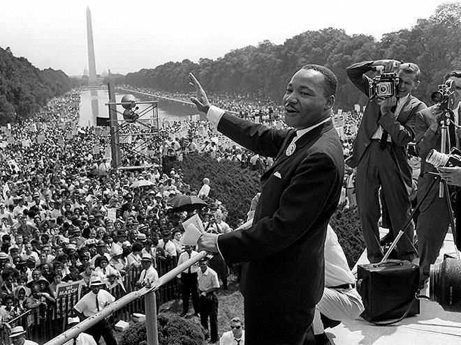 "Martin Luther King's dream requires we overcome ""our fantasy of self deception"""
