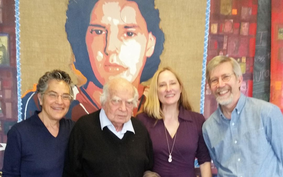 Celebrating the Life of Norman Birnbaum