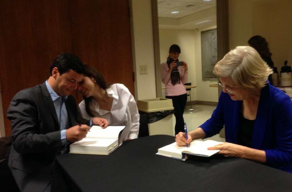 Senator Warren's Wealth Tax: The Moment of Conception