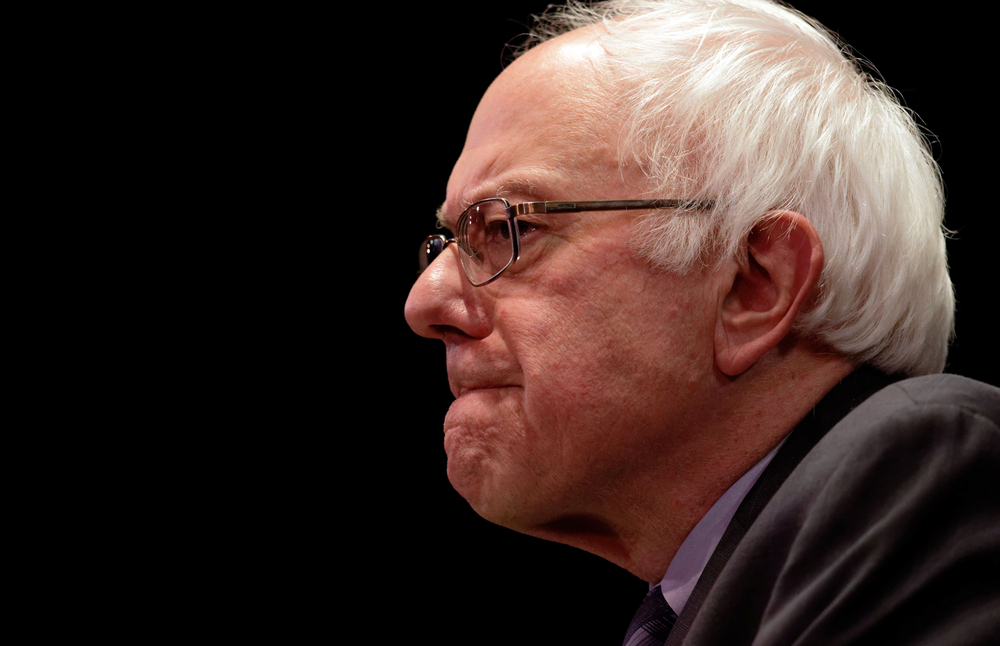 Bernie Sanders' 77 Percent Estate Tax for Billionaires is Not Enough