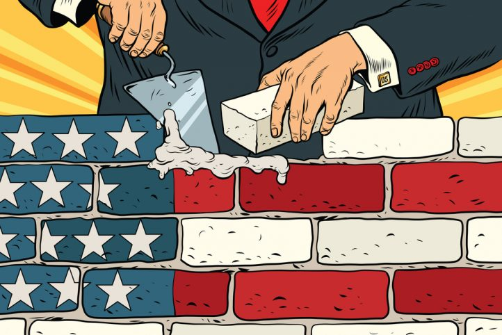 The Psychology of the Wall