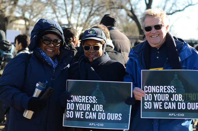 What the Government Shutdown Told Us About Worker Power