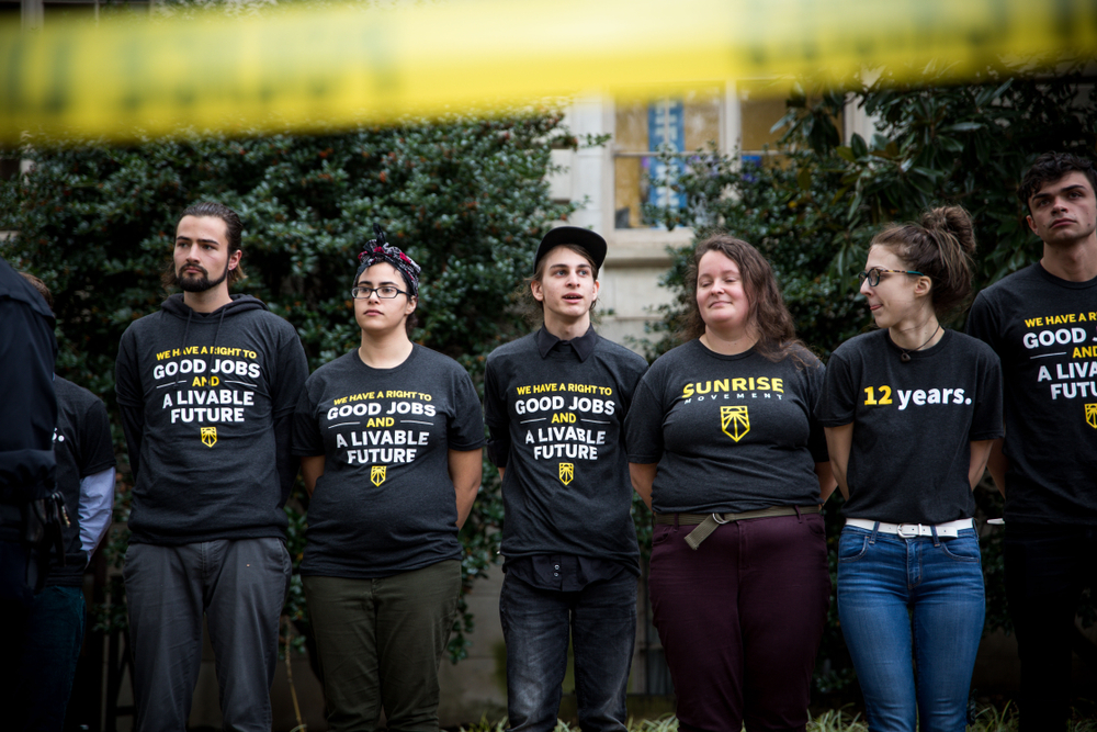Youth Movements Changing Tactics in the Face of Climate Crisis