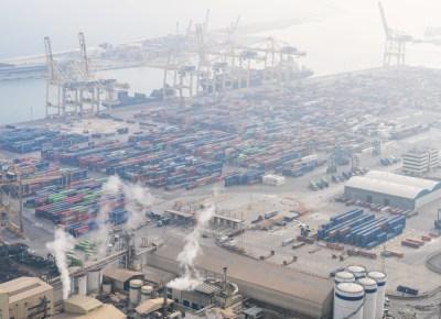 international-trade-pollution