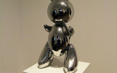 Jeff Koons' Rabbit