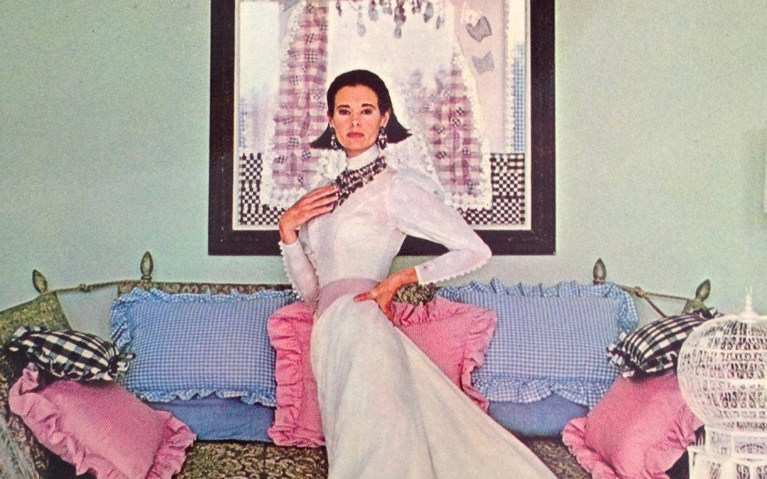 Gloria Vanderbilt, Taxes, and Grand Fortune