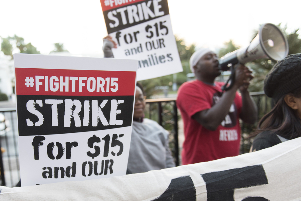 Minimum Wage Reaches Lowest Value Since 1960's