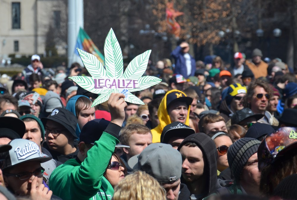 World Drug Day and the Movement to Legalize Marijuana