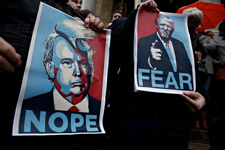 On Iran, It's Trump vs. Trump