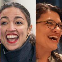Squad-Democratic-Ayanna-Pressley-Alexandria-Ocasio-Cortez-Rashida-Tlaib-Ilhan-Omar