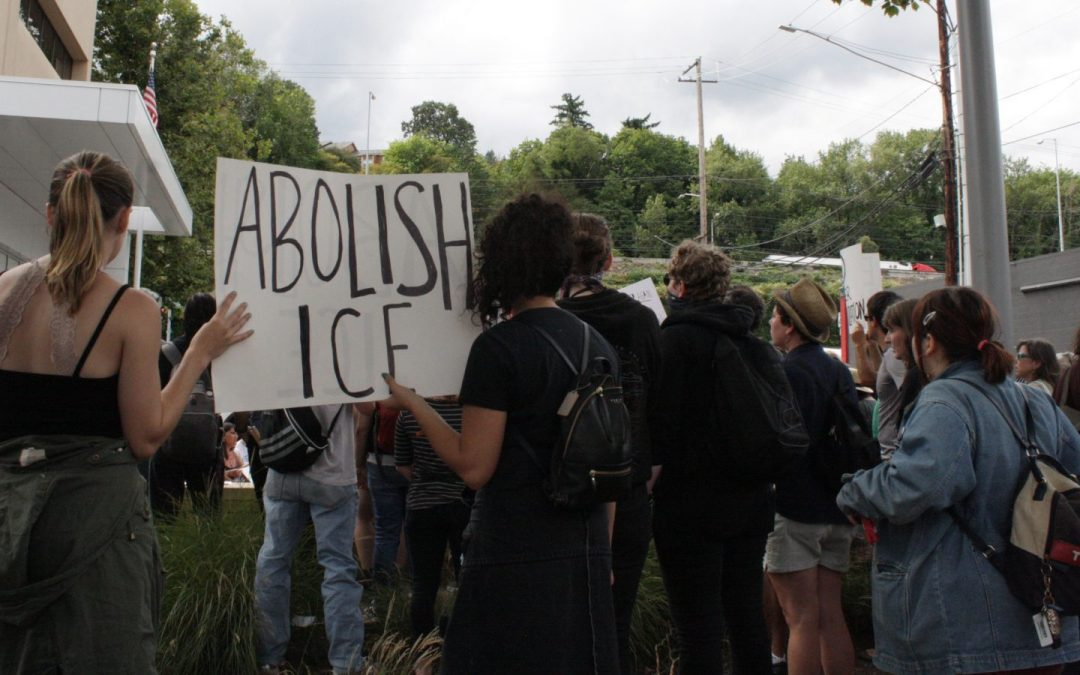 For True Climate Justice, Abolish ICE and CBP