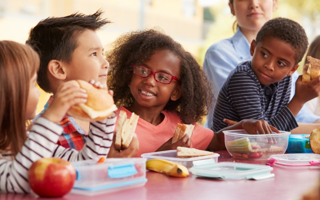 We're the Wealthiest Country — Our Kids Shouldn't Go to School Hungry