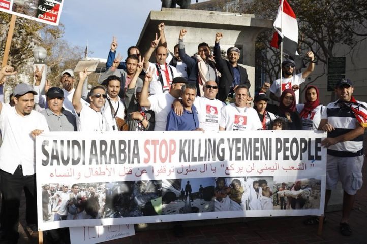 Mobilizing Muslim Resistance to the Saudi War in Yemen