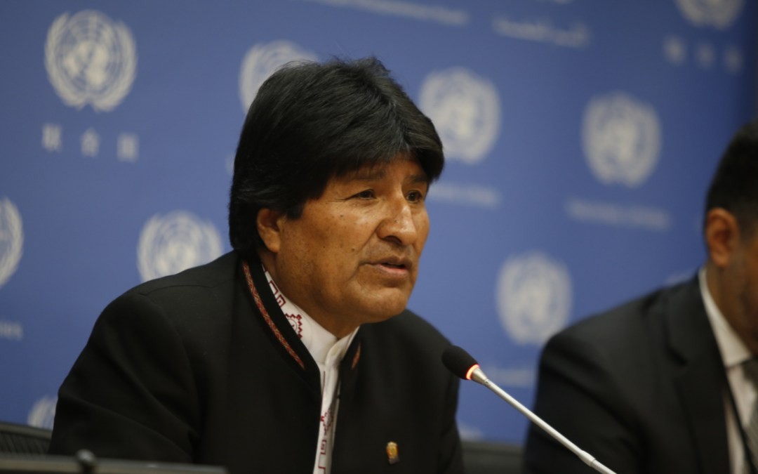 It's Not Just a 'Coup': Bolivia's Democracy Is in Meltdown