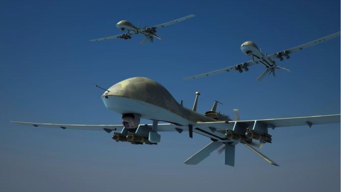 military-drone
