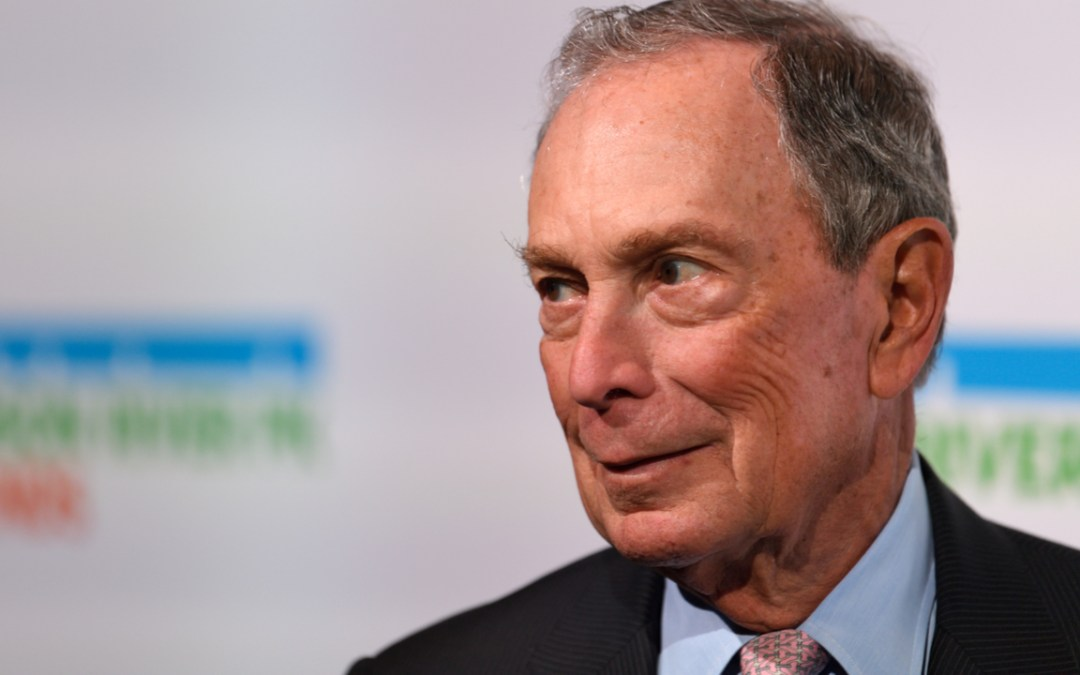 Michael Bloomberg Could Buy the White House to Kill a Wealth Tax