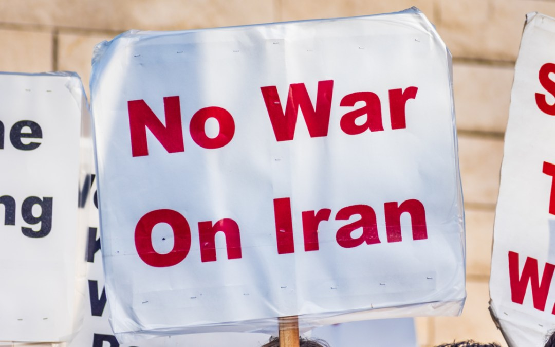 Call Congress: No War With Iran