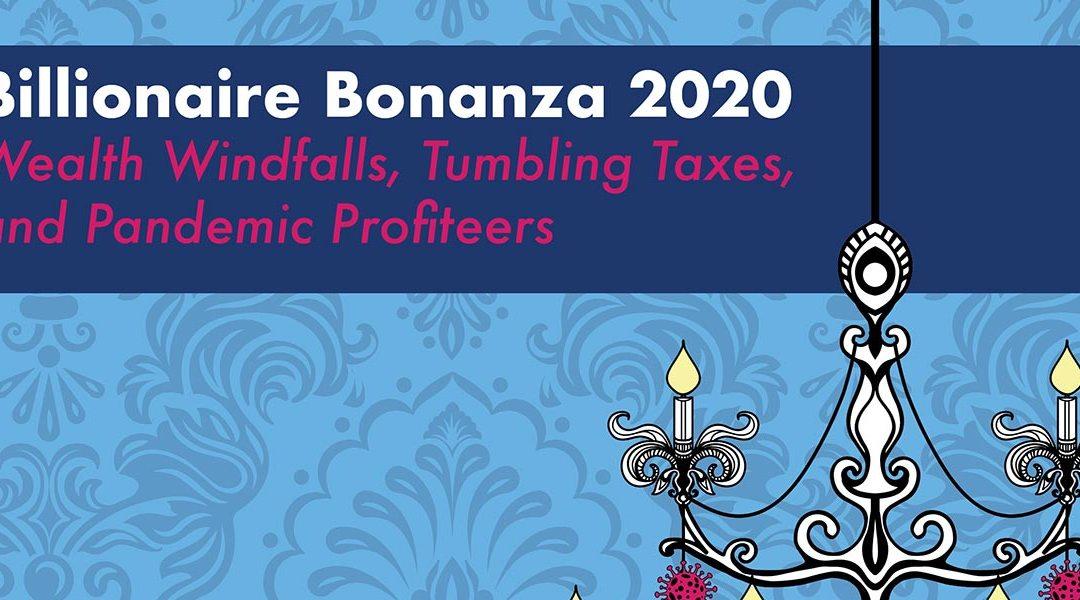 Report: Billionaire Bonanza 2020