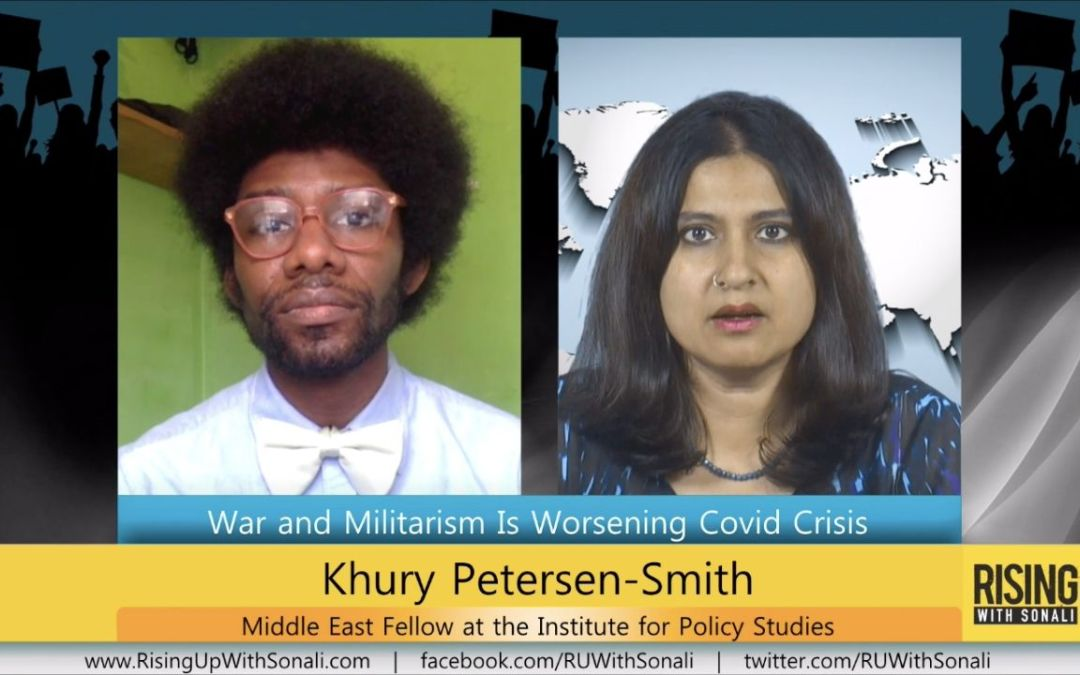 War And Militarism Is Worsening COVID Crisis