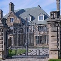 billionaire mcmansion gated house