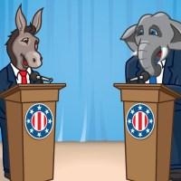 presidential debate wealth