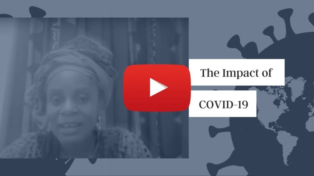 Coumba Toure on the impact of COVID-19