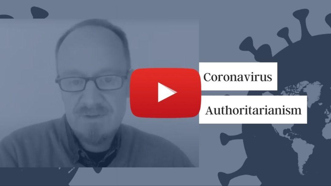 Wolfram Schaffar - Pandemic Pivot - COVID-19 - Coronavirus Authoritarianism