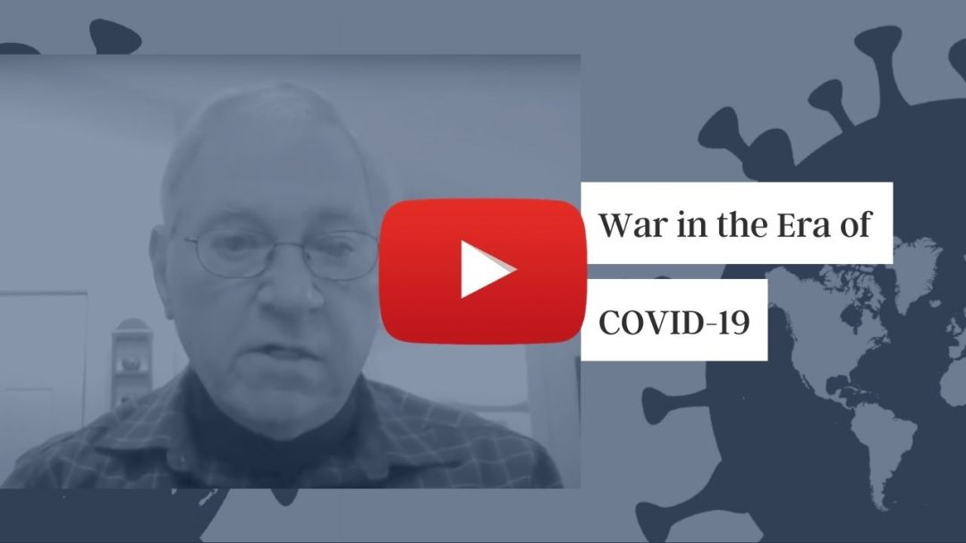 michael klare on war in the covid era - pandemic pivot
