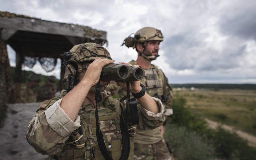Could Biden's Climate Policy Invite More Militarism?