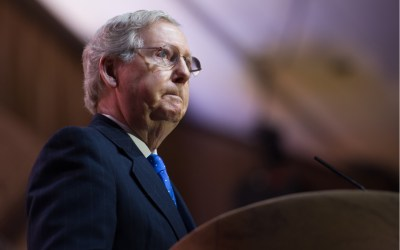 mitch mcconnell - voting rights and democracy reforms at stake in increasing minority rule in U.S.