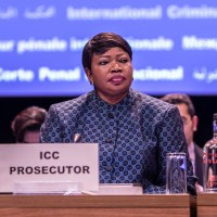 Fatou Bensouda of the International Criminal Court