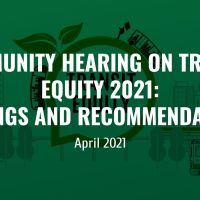 transit equity 2021