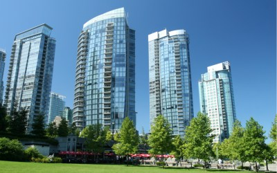 luxury condo buildings and global capital making gentrification worse