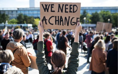 youth lead movement for climate change