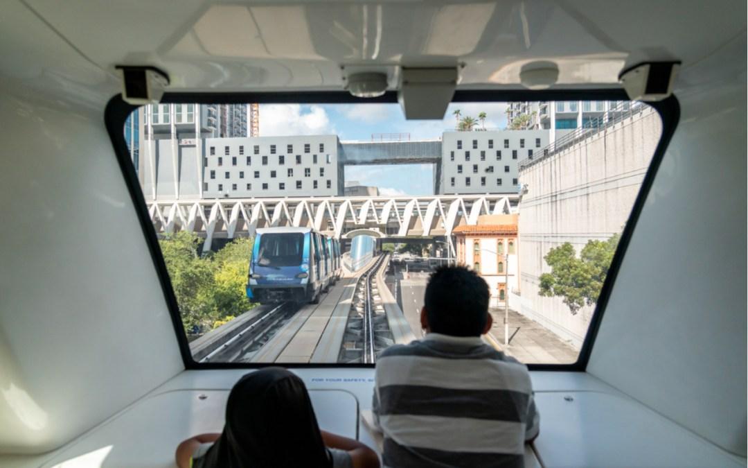 Fund Public Transit, Not More Roads