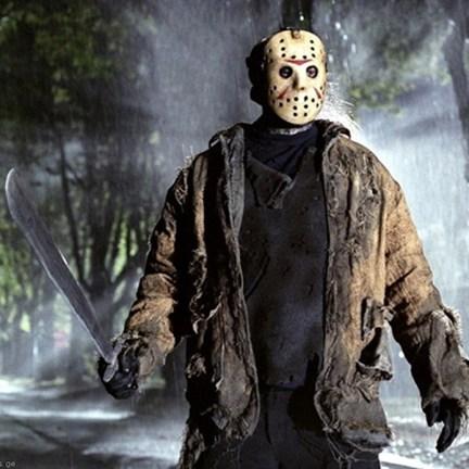9. Venerdi 13, chi può dimenticare Jason?