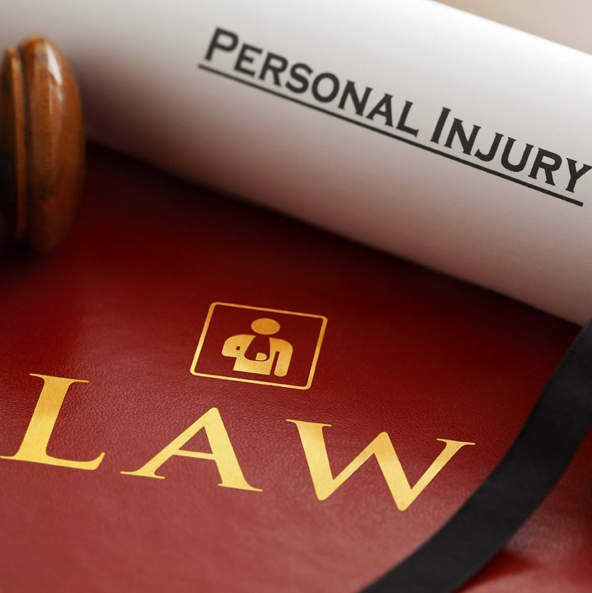 Personal injury law texbook