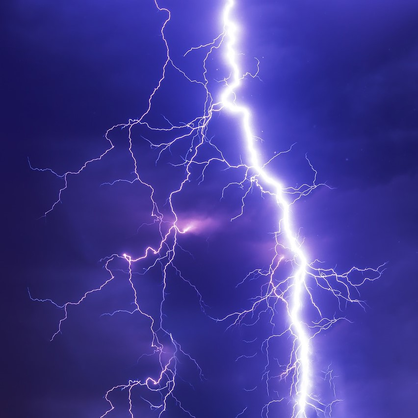 act of nature, lightning bolt