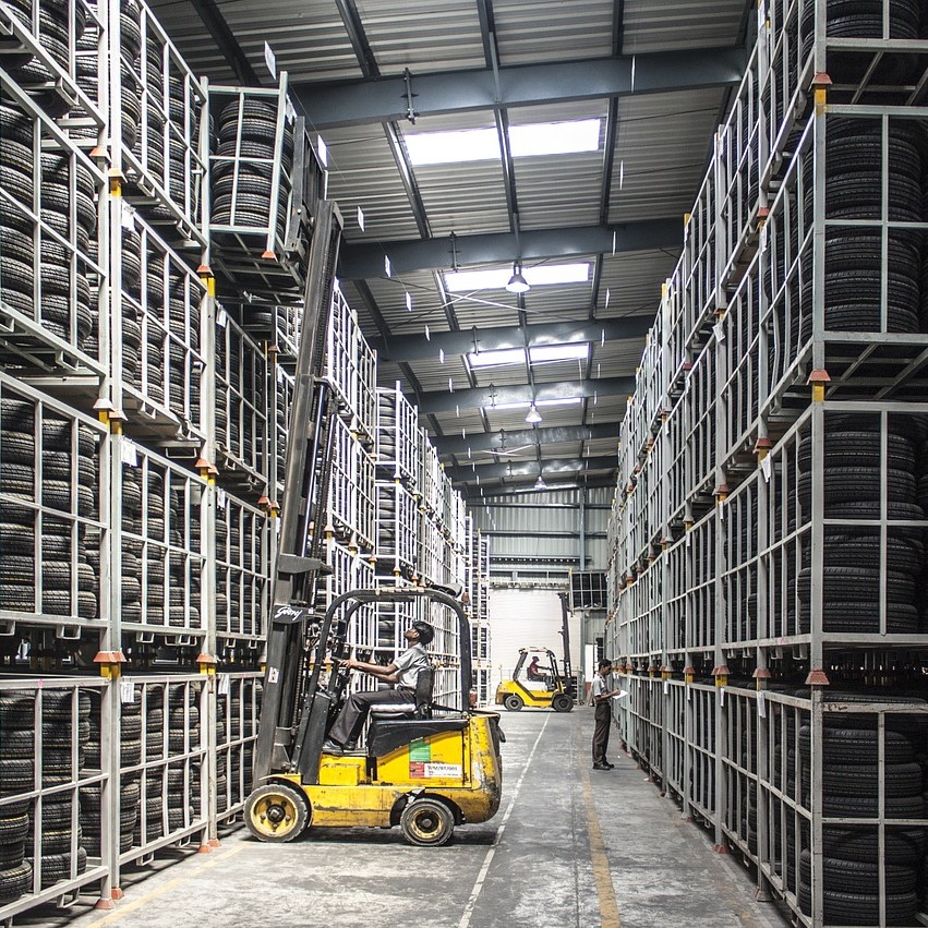 Warehouse, commercial, factory