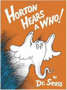 Horton Hears a Who in Mississippi